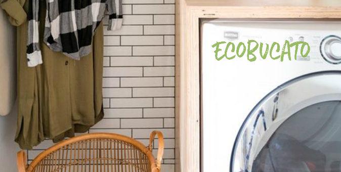 L' ammorbidente ecologico che mantiene la lavatrice come nuova
