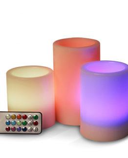 Candele LED