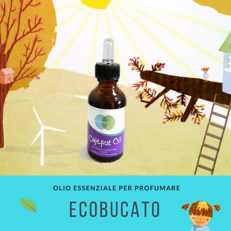 L'olio essenziale per il bucato ecologico