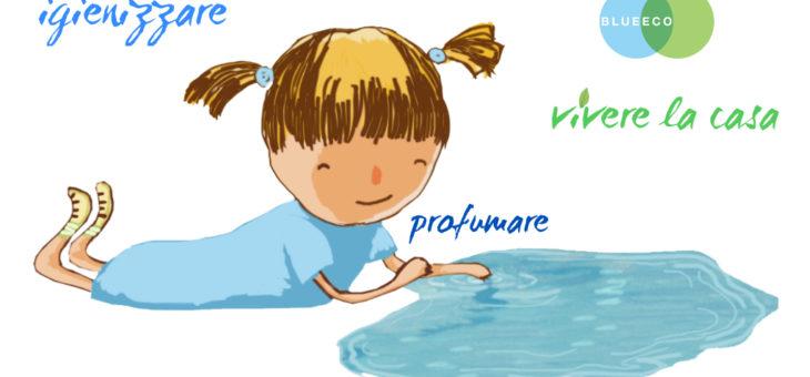 Igienizzare, profumare e vivere la casa
