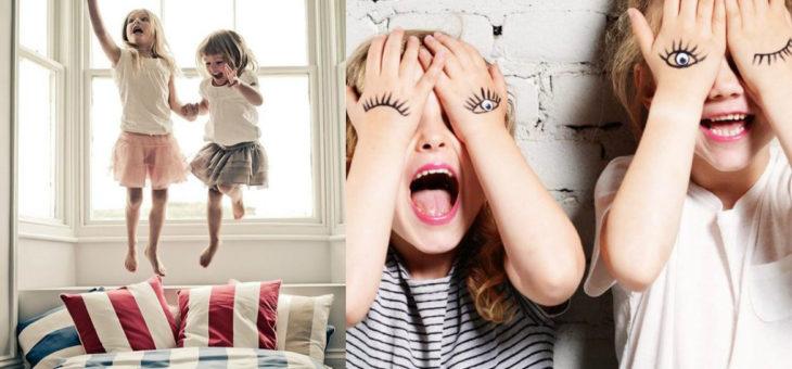 La cameretta ideale per i bambini: giocare è una cosa seria