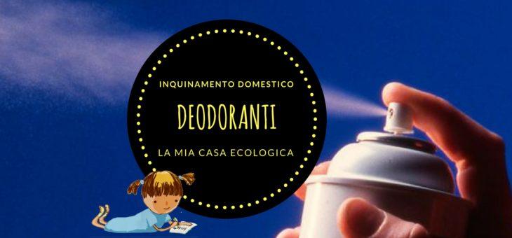 Perchè i deodoranti per ambienti sono tossici?