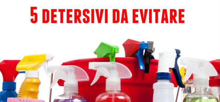 5 prodotti per la casa da evitare