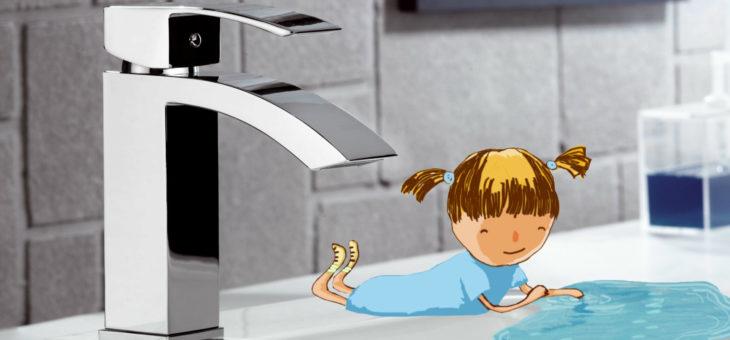 Come pulire la rubinetteria in modo naturale