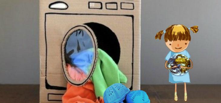 Come funzionano le sfere per lavare il bucato | Elettrosfere Blueeco